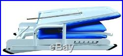 Portable Dental Chair Mobile Unit + Cold LightCuspidor Tray Dentistry Equipment