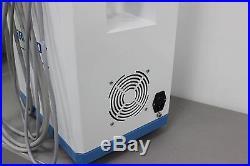 Portable Dental Delivery Treatment Cart Unit Equipment Mobile & Compressor P209