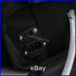 Portable Dental turbine Unit Bag Air Compressor Suction System Equipment Syringe