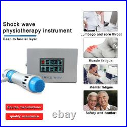 Portable Electric Shockwave Therapy ED Treatment Machine Pain Relief Equipment