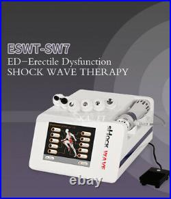 Portable Extracorporeal Therapy Equipment Shock Wave for ed Therapy Machine