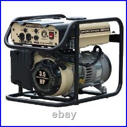 Portable Generator Sandstorm Gasoline Outdoor Power Equipment Home 2000-Watt