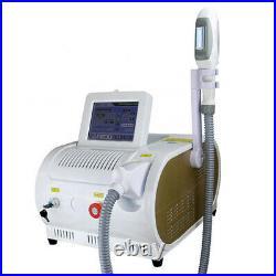 Portable IPL Machine IPL Laser SHR OPT Hair Removal Skin Rejuvenation Equipment
