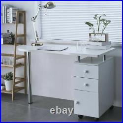 Portable Manicure Nail Table Beauty Salon Nail Station Desk Nail Art Equipment