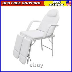 Portable Massage Facial Table Bed Tattoo Salon Barber Parlor Chair Spa Equipment