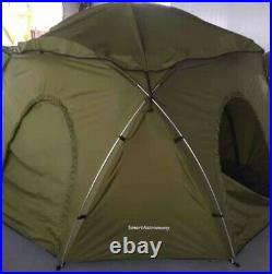 Portable Observatory Tent for Camping & Telescope Equipment Protection