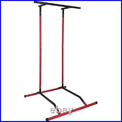 Portable Power Tower Dip Station Chin Pull Up Bar Station Gym Workout Equipment