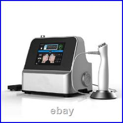 Portable physical therapy ED equipment shock wave joint relief treatment machine