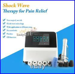 Portable physical therapy equipment extracorporeal shock wave therapy