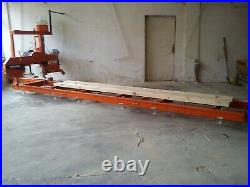 Portable sawmill Wood-Mizer