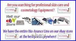 Portable tattoo removal equipment, professional salon use system + anesthetic