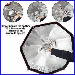 Profold Folding Octa Softbox Studio Lighting Equipment Lencarta 150cm