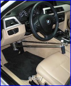 QuicStick Portable Hand Controls Disabled Handicap Driving Aid Car Equipment
