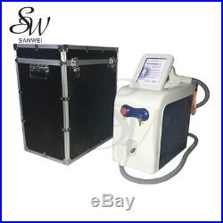 Sanwei Portable Gray Beauty Equipment Hair Removal Machine 808nm Diode Laser