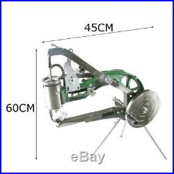 Shoe Sewing Machine Leather Repair Sewing Equipment Manual Shoe Making Machine