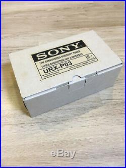 Sony URX-P03 K51 Portable Wireless Receiver