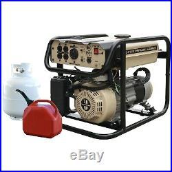 Sportsman Sandstorm 4000 Watt Dual Fuel Generator Power Tools Equipment Outdoors