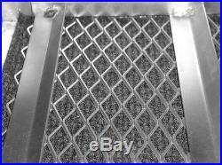 Stansport Gold Sluice Box Mining Aluminum Prospecting Panning Portable Pan 50in