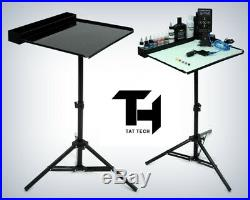 TAT TECH TATTOO PORTABLE WORKSTATION Tray Shop Furniture Collapsible Equipment