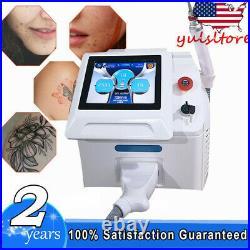 Tattoos Removal Picosecond Laser Shrink Pores Rejuvenation Whitening Equipment