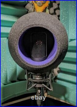 The miraculous KAOTICA EYEBALL + Microphone Foam Sound Shield portable studio