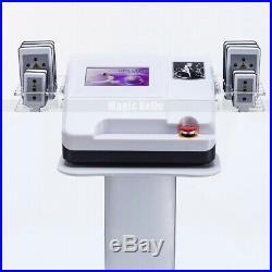 Top grade Rejuvenation lipolaser slimming machine RF Beauty Equipment
