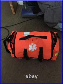 Trauma Bag First Aid Medical Emergency Supplies Kit Rescue Equipment EMT EMS New