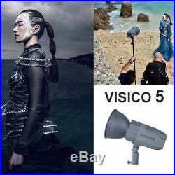 Visico 5 Studio Flash Strobe/Head by Visico Studio Equipment