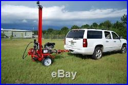 Water Well Drilling Rig, Drill Equipment, Driller Tool NEW Portable Hydraulic