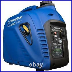 Westinghouse Outdoor Power Equipment-IGEN2500 2500 Watt Portable Gas Powered