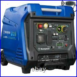 Westinghouse Outdoor Power Equipment-IGEN4500DF Westinghouse iGen Dual Fuel
