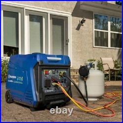 Westinghouse Outdoor Power Equipment-IGEN4500DF iGen Dual Fuel Inverter Porta