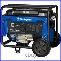 Westinghouse Outdoor Power Equipment-WGEN3600 Westinghouse 3600-Watt Portable