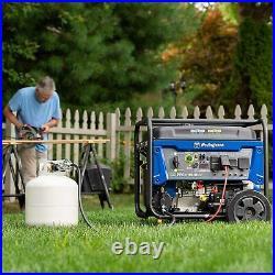 Westinghouse Outdoor Power Equipment WGen9500DF Dual Fuel Portable Generator-950