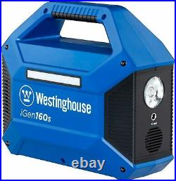 Westinghouse Outdoor Power Equipment iGen160s Portable Power Station and Outdoor