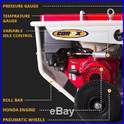 X Air by Con X Equipment SC40E Econo 13-HP Portable Rotary Screw Air Compress