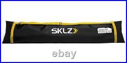 XL Base Ball Practice Net 8x8ft Soft Batting Training Sport Equipment Portable